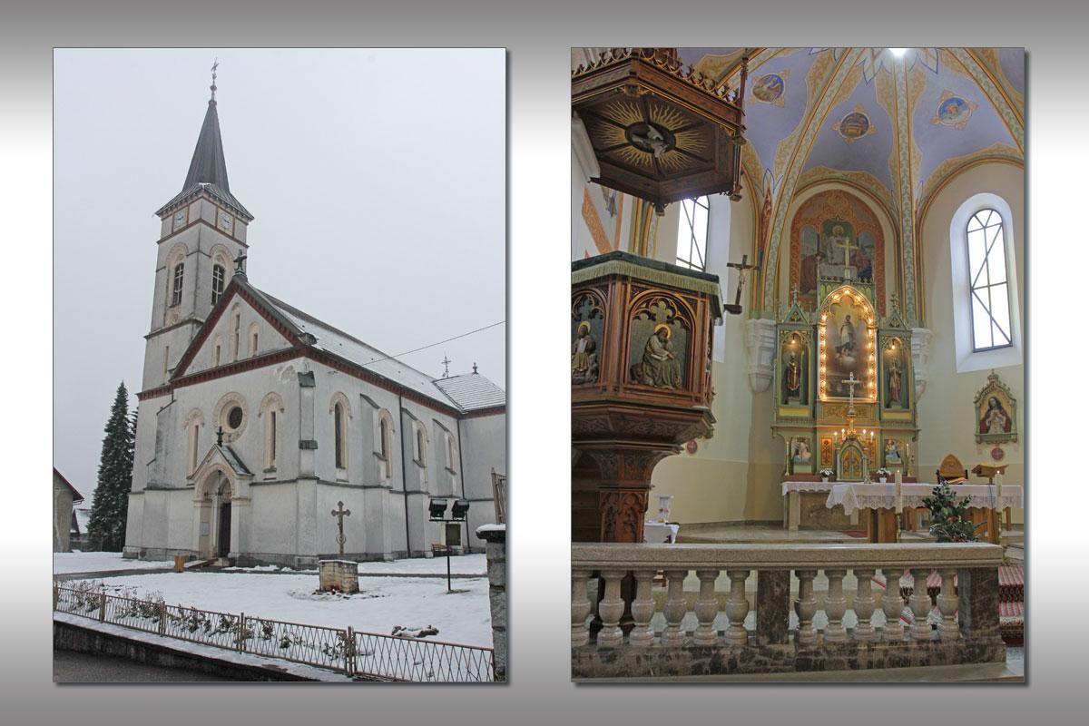 Reportaza Iz Vrbovskoga U Goranskoj Se Katedrali Pruza Evanđeoska