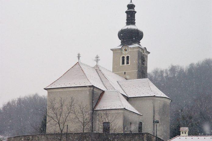 Župna crkva sv. Petra i Pavla u Kašini