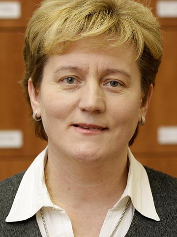 Mirjana Radan, ginekologinja s doktoratom iz bioetike