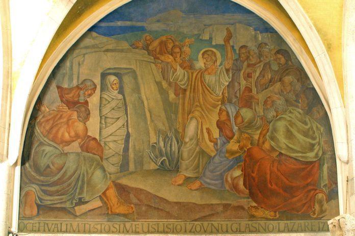 Uskrišenje Lazarevo