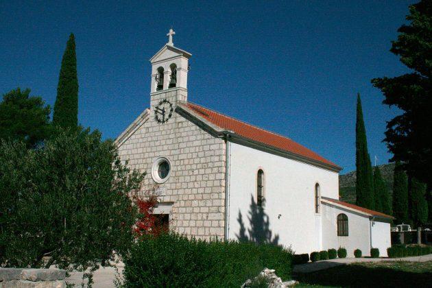 Župna crkva Gospe od Zdravlja
