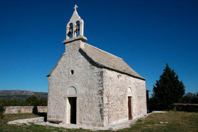 Crkvica sv. Mihovila